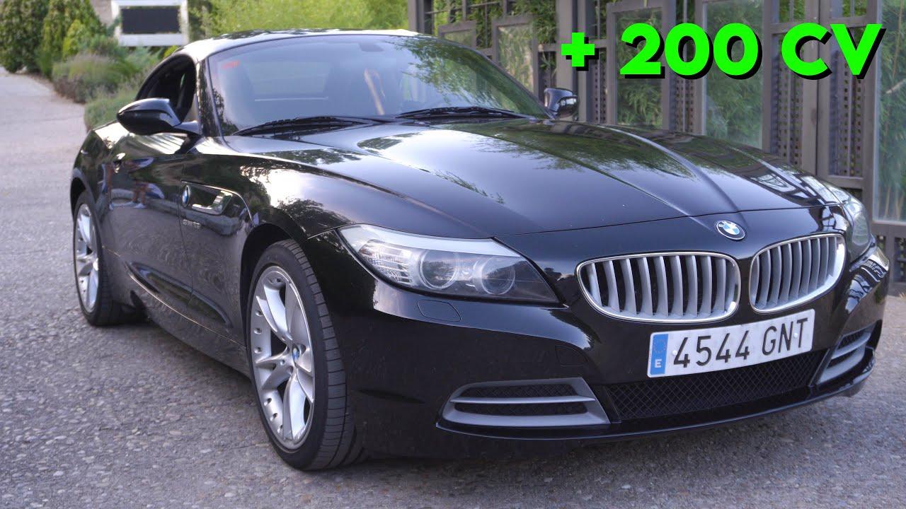CÓMO ES UN BMW Z4 - Me ha gustado más de lo que pensaba!