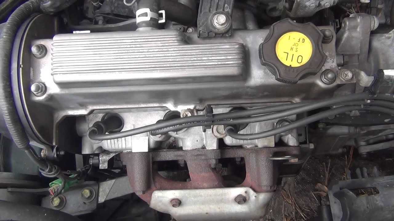3 Cylinder Oil Blow Bye Test Geo Metro