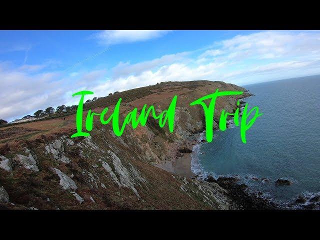 Ireland Trip - First Time Freestylin'