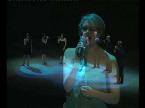 Swingle Singers in Russia  Bjork Unravel