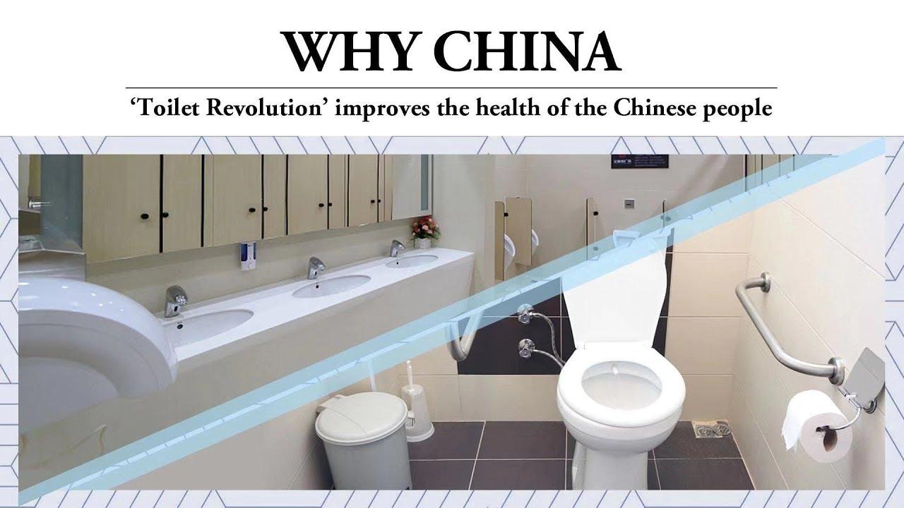 Toilet Revolution Improves The Health