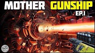 MotherGunship Episode 1 ! Crafting meets FPS meets Bullet Time! | Z1 Gaming