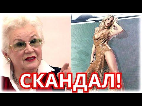 Анна Шатилова разнесла