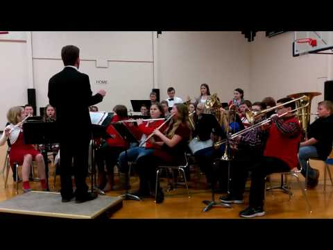 McKell Middle School Christmas Concert 2015 Part 7