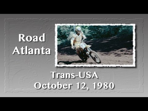 Motocross: 1980 Road Atlanta Trans-USA