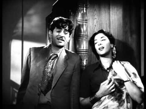 Love At First Sight - Raj Kapoor - Nargis - Awaara - Hit ...