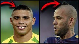 Los 5 Peinados Más HORRIBLES De Los Futbolistas
