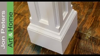 Q & A On Lamp Post + A Look At Another Column Design.