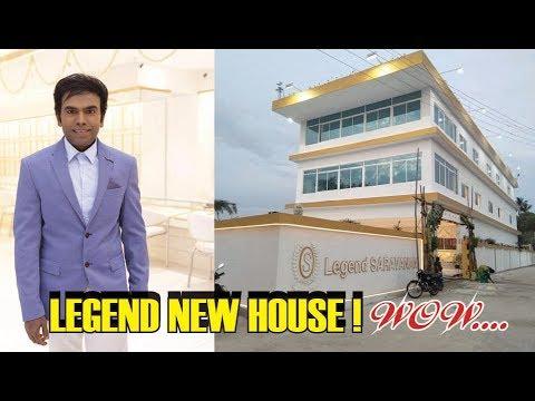 Legend Saravana New House @ Tirunelveli   Legend New சரவணா ஸ்டோர்ஸ் புதிய வீடு #LegendSaravanaStores