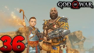 God of War. Прохождение. Часть 36 (И всё? Финал игры)
