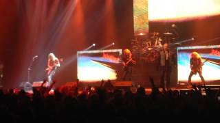 Desert Plains - Judas Priest Live 2015 Halifax Nova Scotia