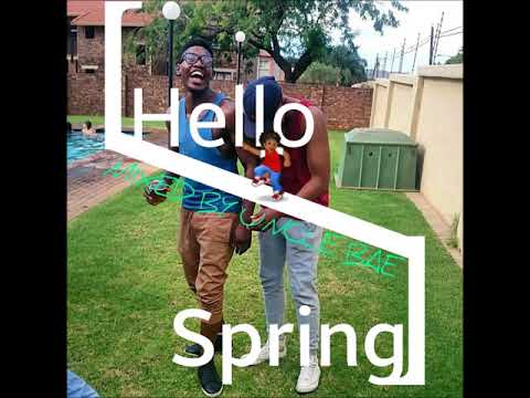 Amapiano 2017 Guest Mix Session 08: Hello Spring mixed by Uncle Bae