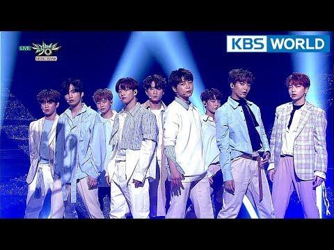 유앤비 (UNB) - ONLY ONE [Music Bank Hot Debut / 2018.04.13]
