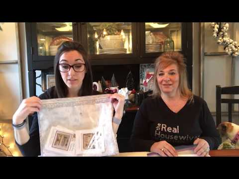 Flosstube #26: Priscilla & Chelsea-The Real Housewives of Cross Stitch