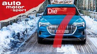 Audi e-tron (2019): 7 Fakten, die jeder E-Auto-Fan wissen sollte - auto motor & sport