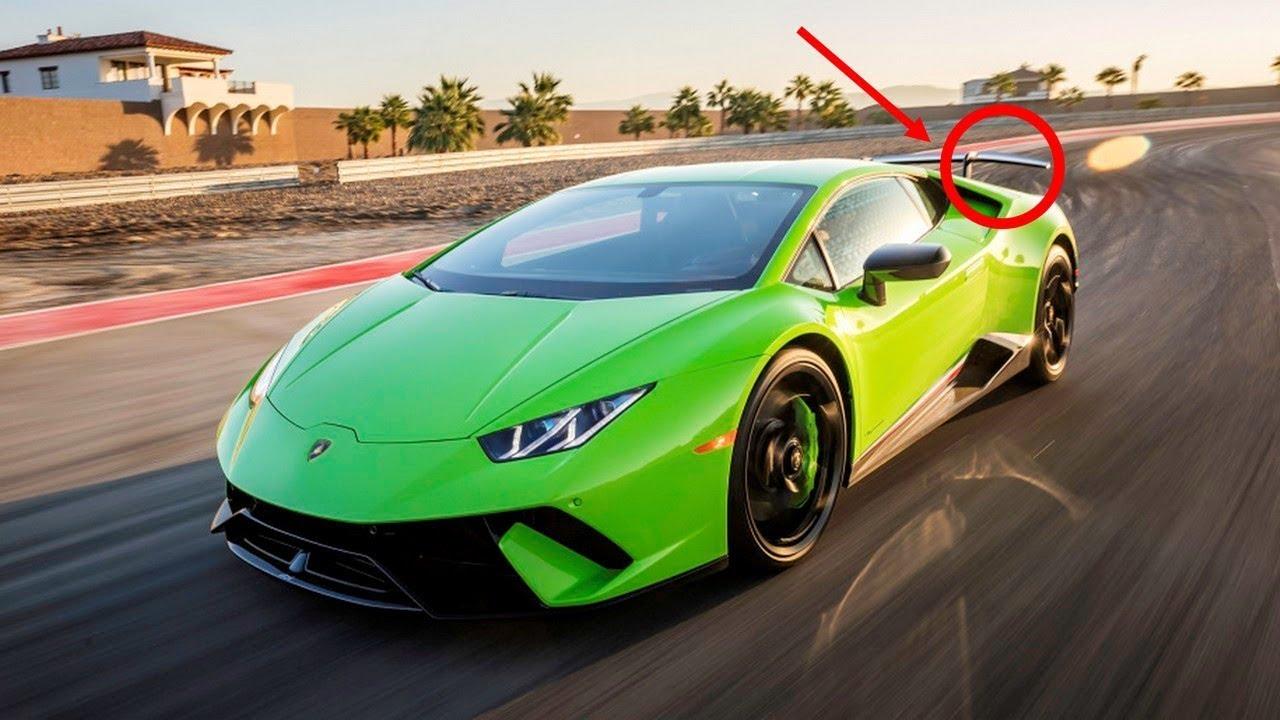 WOW! 2018 Lamborghini Huracan Performante