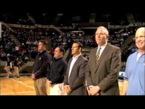 Navy Basketball 1986 Elite 8 Team 25th Anniversary Celebration