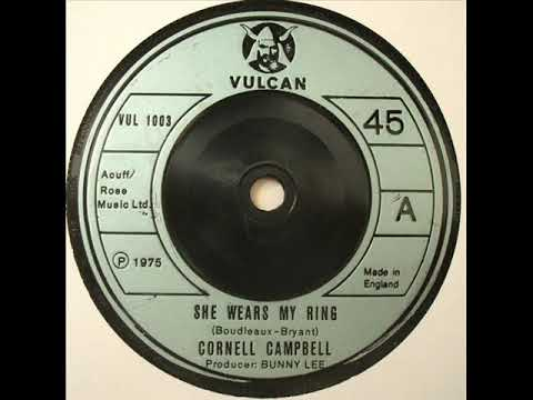 Cornell Campbell - She Wears My Ring