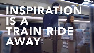 Raising the bar: a culinary journey to Hong Kong via the high-speed rail