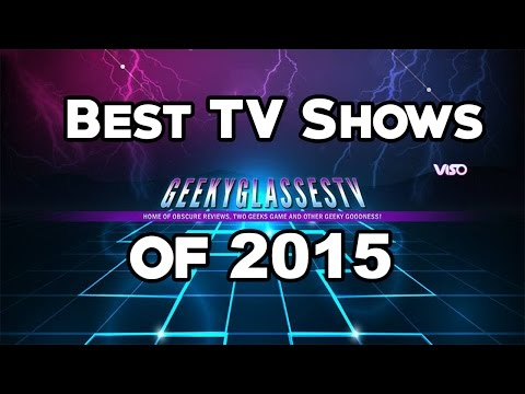 Best TV Shows (television Programs) Of 2015