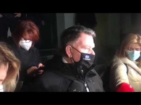 EviaZoom.gr: Προφυλακίστηκε ο Δημήτρης Λιγνάδης - Δήλωση Αλέξη Κούγια μετά την απόφαση - YouTube