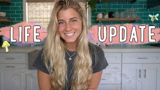 LIFE UPDATE || diet + name change