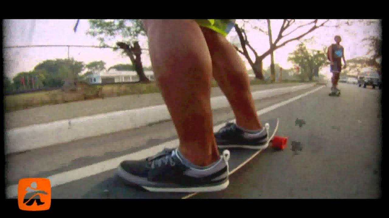 Cushe Skate Video (Kong)