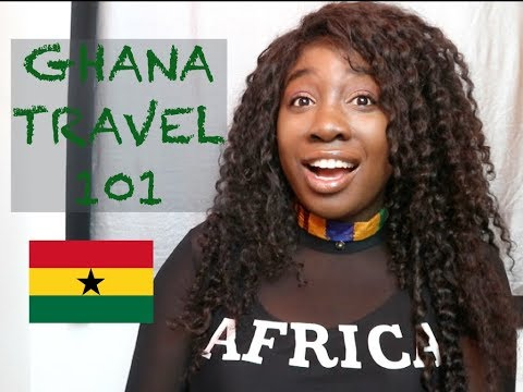 Ghana Trip Review | WHAT YOU NEED TO KNOW | AfiCherise