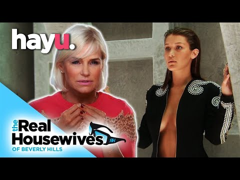 Yolanda Builds Trust After Bella's DUI | The Real Housewives of Beverly Hills