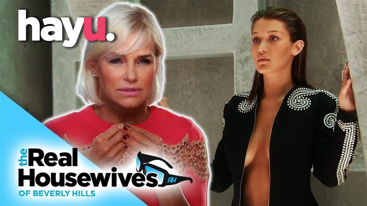 Download Yolanda Builds Trust After Bella's DUI | The Real Housewives of Beverly Hills