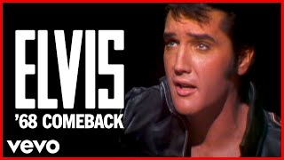Heartbreak Hotel/Spoken Word (68 Comeback Special 50th Anniversary HD Remaster) YouTube Videos