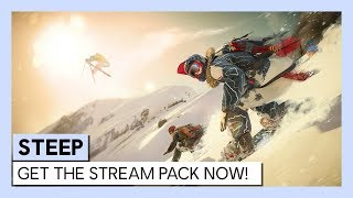 STEEP - Download the Stream Pack!