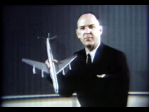 "FAA Training Film - ""The Dangers of Severe Turbulence"" - 1966"