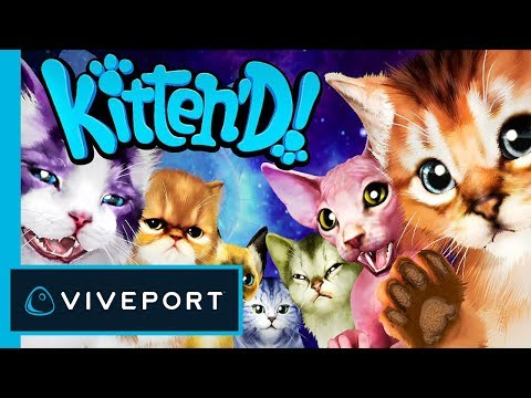 Kitten'd   Star Vault   Viveport
