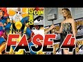 FASE 4 DE  MARVEL: Resumen panel  #ComicCon 2019