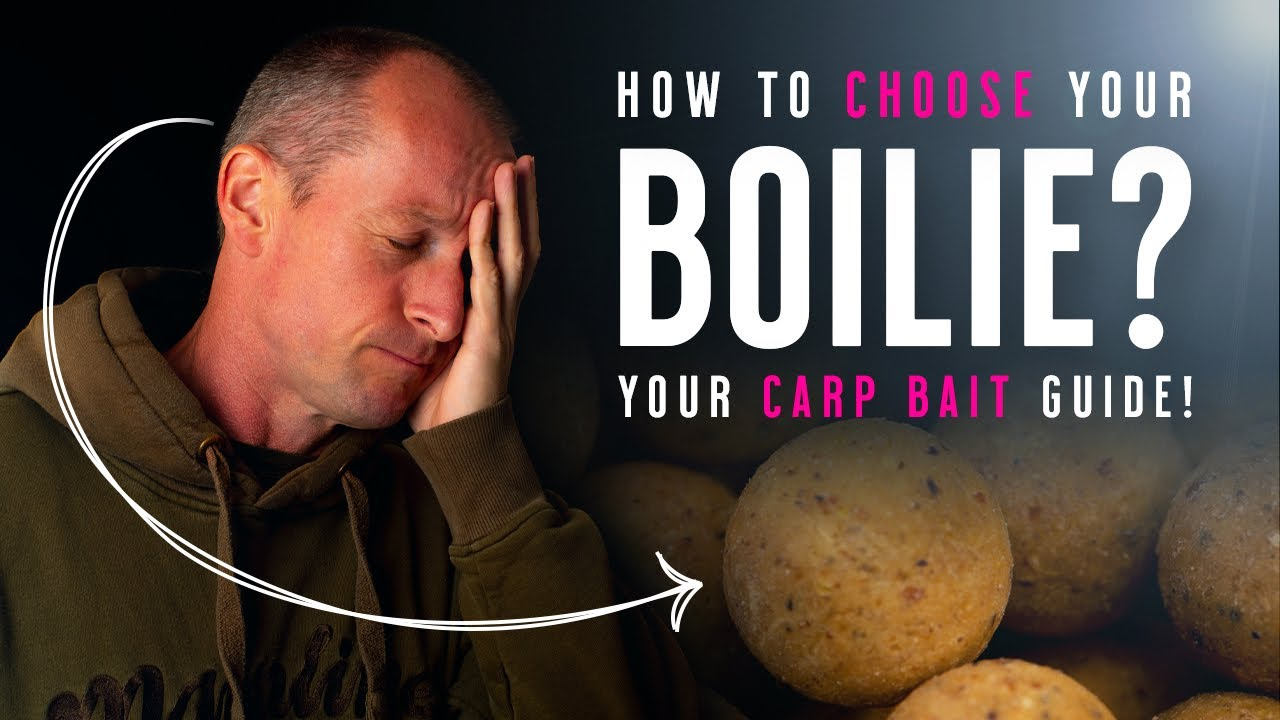 HOW TO CHOOSE A BOILIE?! Carp Fishing Baits Knowhow! Your Bait Guide! Mainline Baits Carp Fishing TV