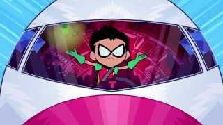 At the TEEN TITANS GO! panel on Sunday, July 27, 2014, Comic-Con fa...