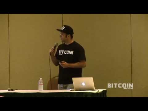CounterParty And The Asset Revolution With Chris DeRose At Coins In The Kingdom 2014