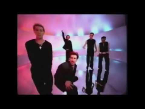 Justin Timberlake and NSYNC trip over domino maze by I Think An Idea