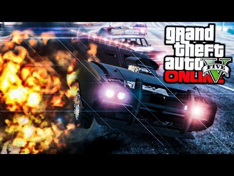 ΝΕΟ DUKES OF DEATH!!!   GTA 5 Online