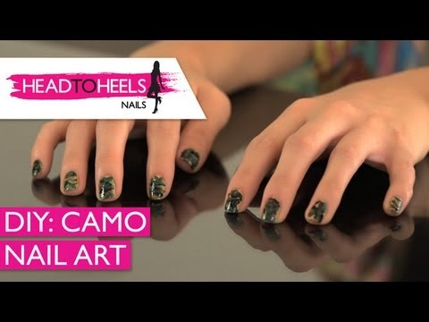 Fun Leopard Print Eyelids Tutorial | Head to Heels | Ep. 7 from YouTube · Duration:  4 minutes 4 seconds