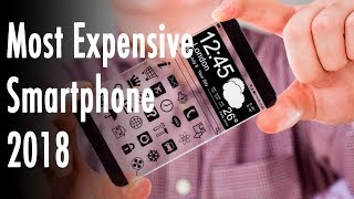 10 Most Expensive Smartphones in the world 2018 other than Iphone X