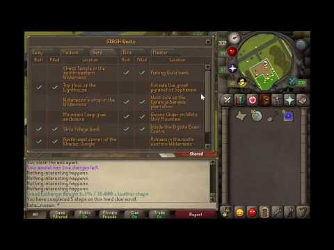 Where To Find Stash Unit List In Osrs Youtube Construction is a buyable skill. where to find stash unit list in osrs