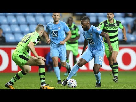 Coventry v Forest Green Rovers