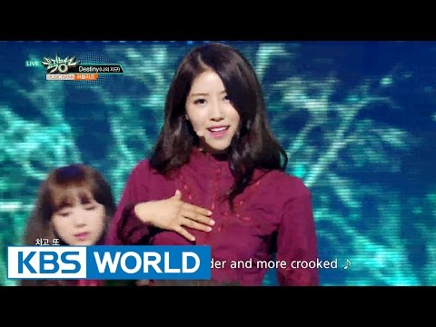 Lovelyz - Destiny | 러블리즈 - 나의 지구 [Music Bank HOT Stage / 2016.05.13]