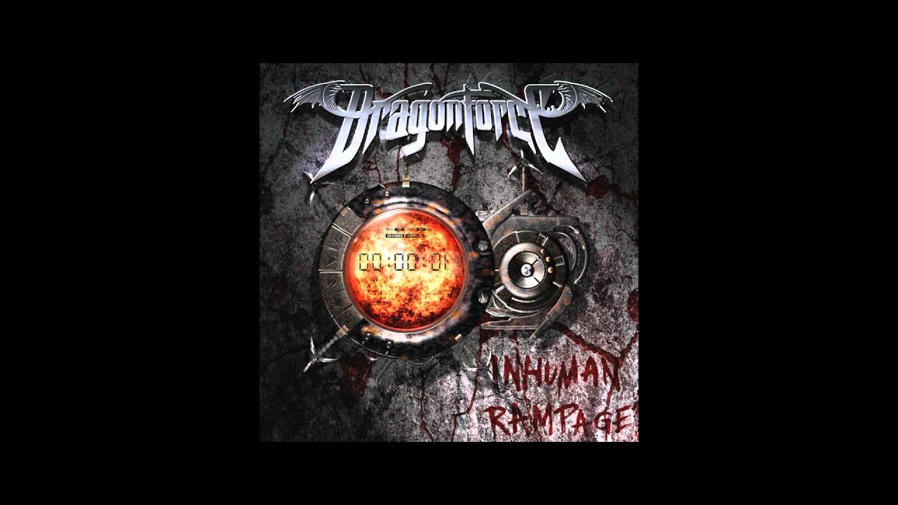 Dragonforce - Through The Fire and Flames (Keyboard Track ...