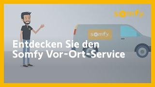 Somfy-Vor-Ort-Service
