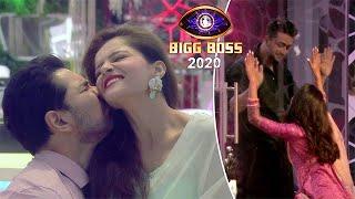 Bigg Boss 14 Promo: Abhinav-Rubina And Jasmin-Aly Goni's Romantic Performance