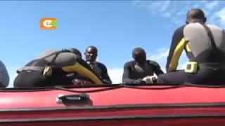 Wapiga mbizi wazidi kutafuta wahanga wa ajali ya ndege ziwani Nakuru