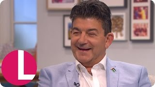 EastEnders' John Altman Reveals How Nasty Nick Cotton Changed His Life | Lorraine